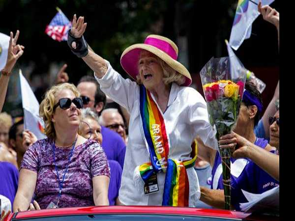 LGBTQ Organizations Remember Edie Windsor
