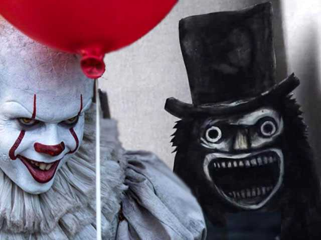 Legendary Queer Icon the Babadook Now Has Partner: Pennywise