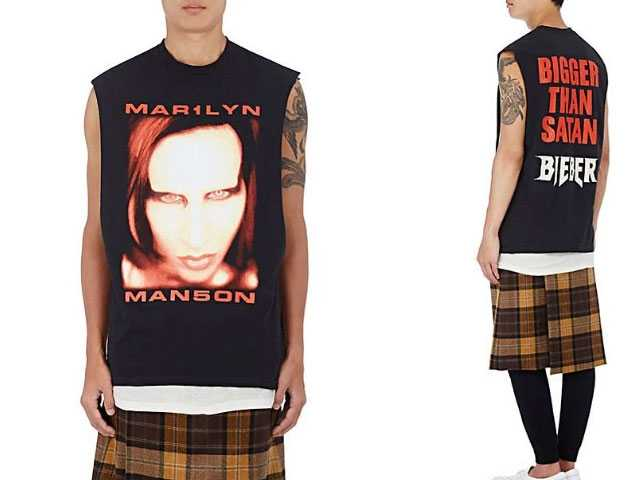 PopUps: Justin Bieber and Marilyn Manson are Feuding for Some Reason