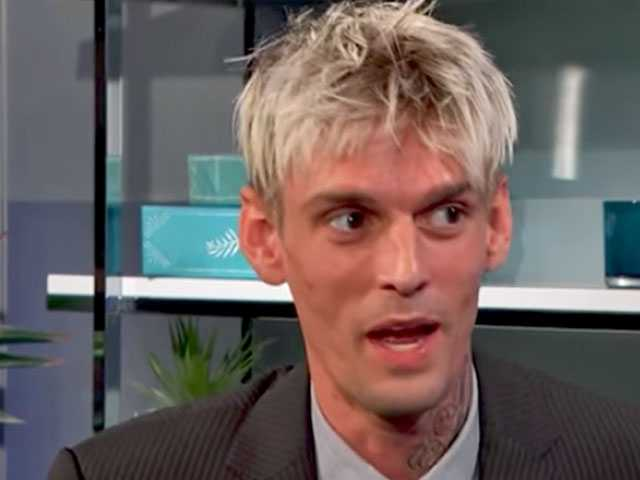 Watch: Aaron Carter Gets HIV Test on Daytime Talkshow
