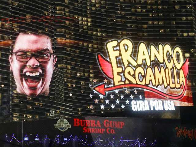 Vegas Rolls Out Red, White & Green Carpet for Mexican Holiday