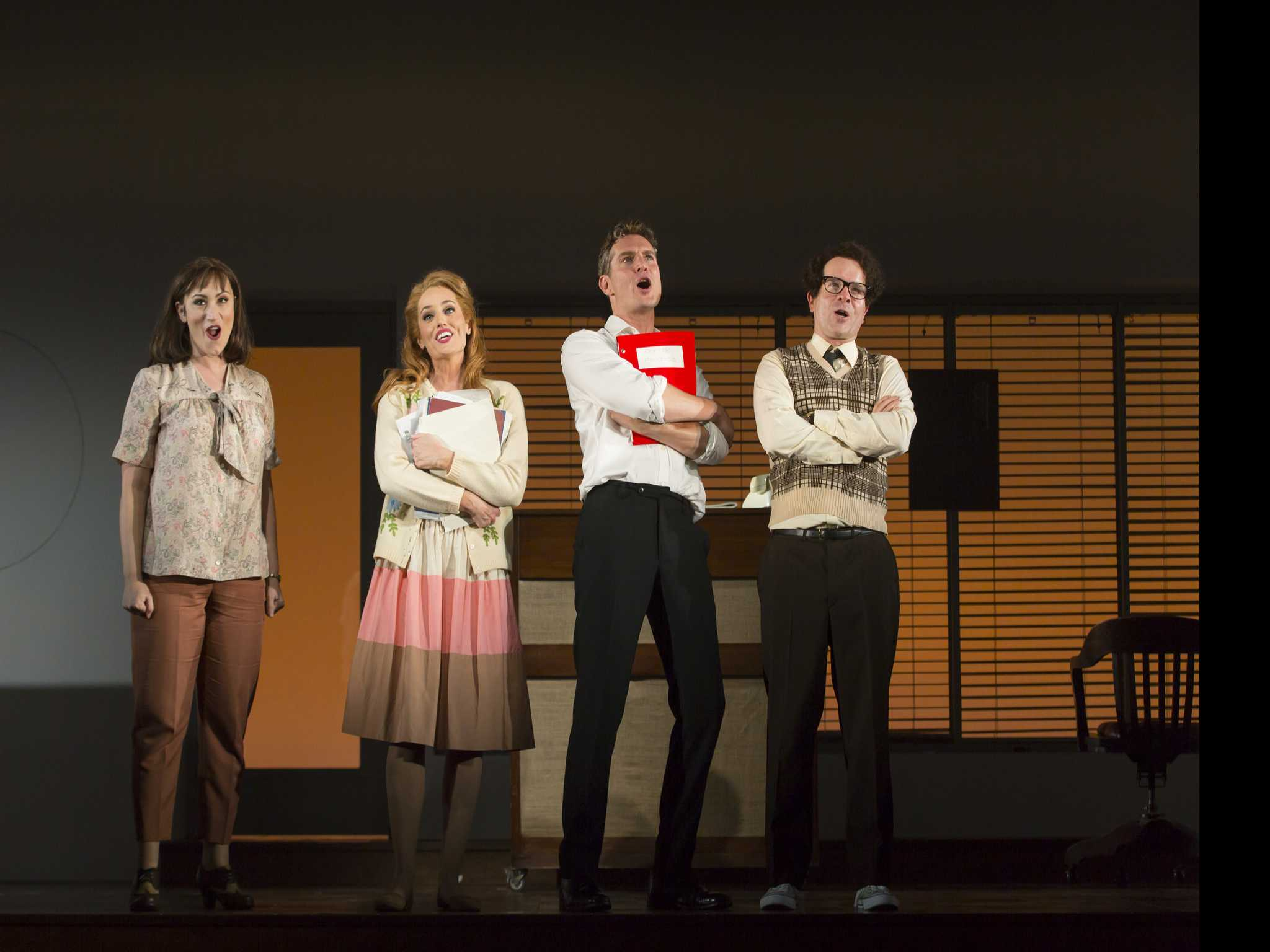 Review :: Merrily We Roll Along
