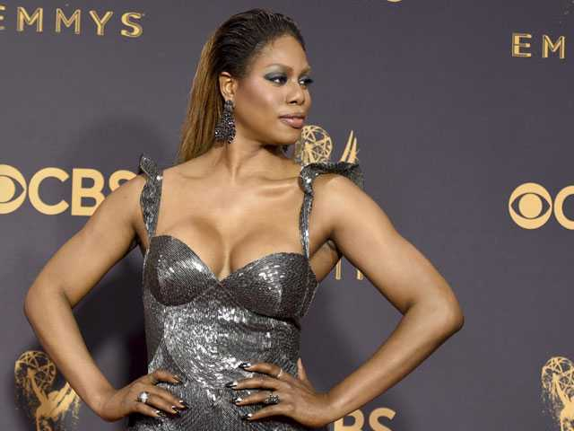 Metallics and Feathers Galore on Emmys Red Carpet