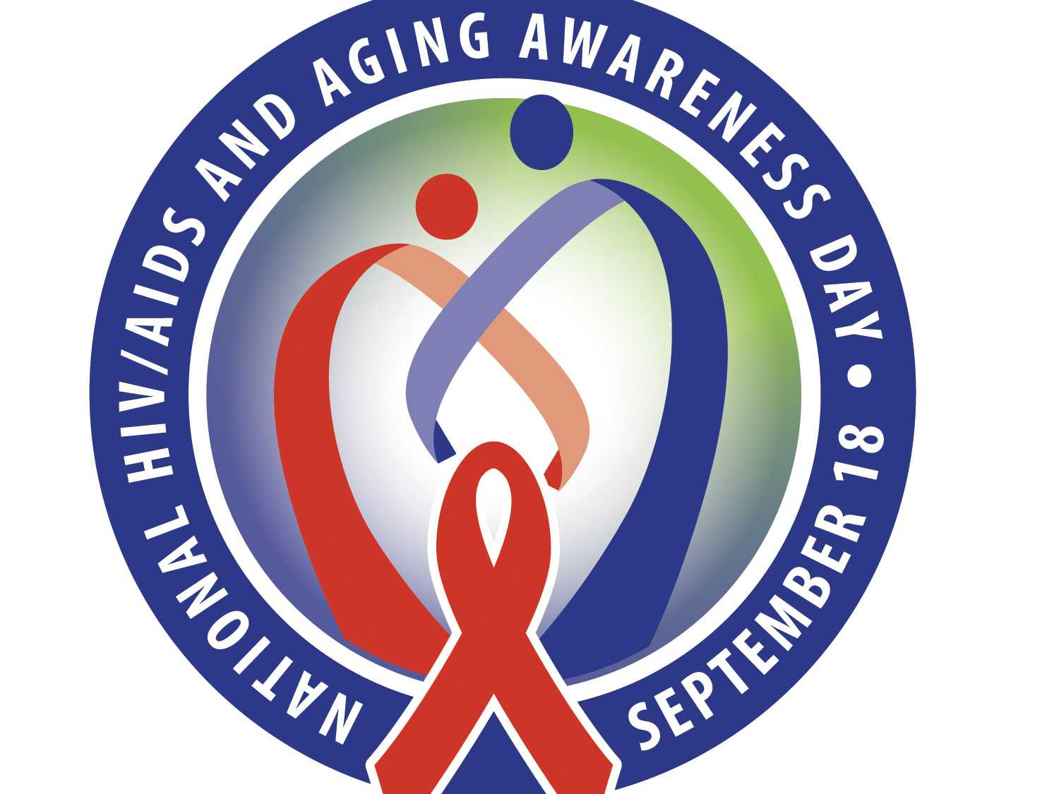 September 18 is National HIV/AIDS and Aging Awareness Day