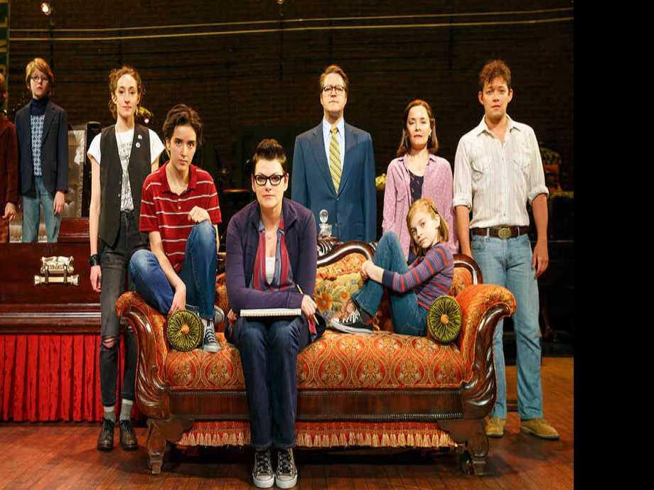 Review :: Fun Home