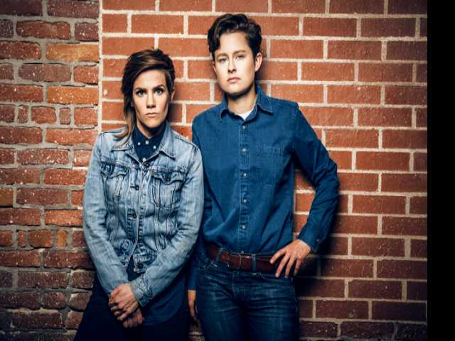 Comedy Couple Cameron Esposito & Rhea Butcher Play the Regency