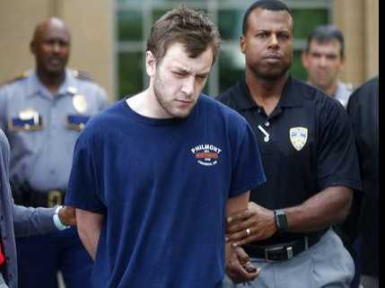 White Man Accused of Killing 2 Blacks Had Hitler Speech