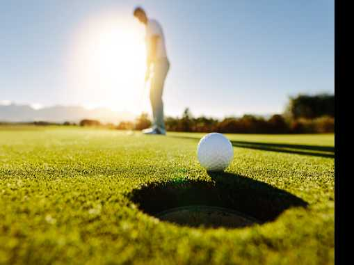 Swingers: Autumn Golfing in San Diego