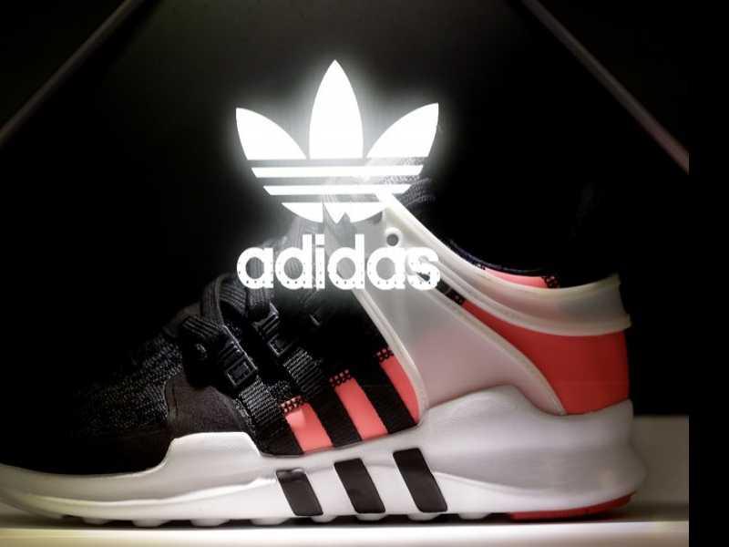 Adidas Overtakes Brand Jordan For #2 in U.S. Sneaker Sales