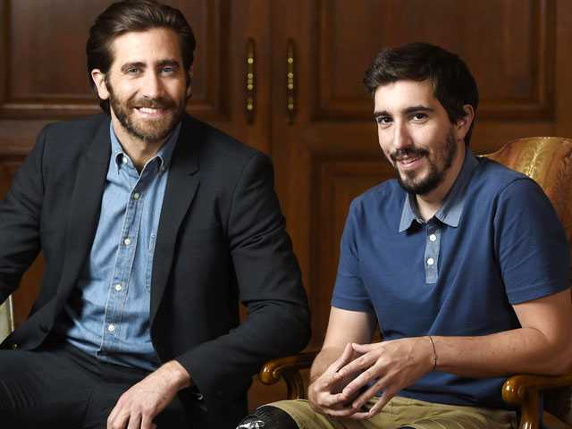 'Stronger' Spawns a Friendship for Gyllenhaal and Bauman