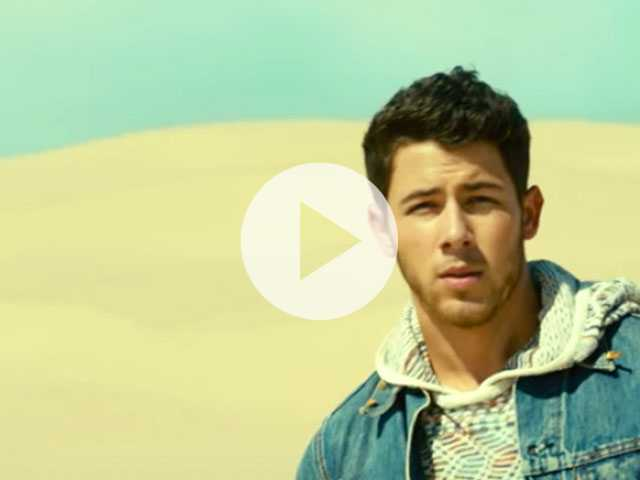 Watch: Nick Jonas Releases Video for Single 'Find You'