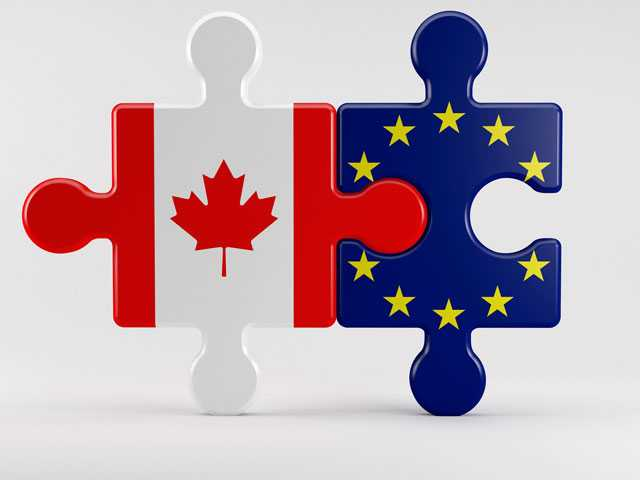 EU Hails Entry into Force of Canada Trade Pact
