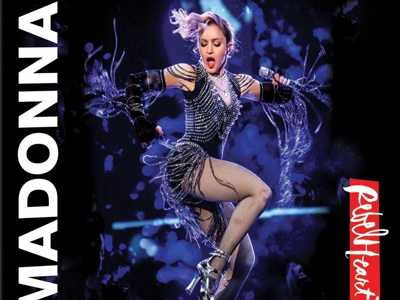 Review :: Madonna - Rebel Heart Tour