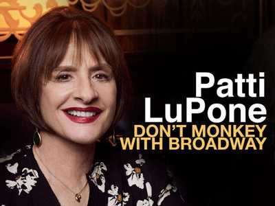 Review :: Patti LuPone: Don't Monkey With Broadway