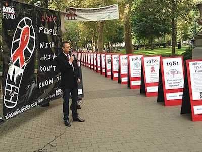 31st Annual AIDS Walk Philly Holds Kick-Off Event for Emergency Financial Assistance for PLWHAs