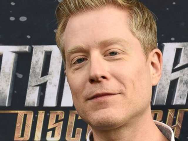 Anthony Rapp Embarks, Thrilled, on 'Star Trek: Discovery'