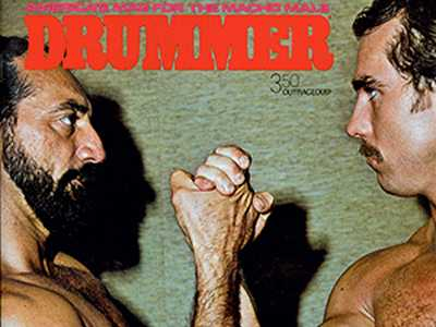 BARchive :: When 'Drummer' Came to Town