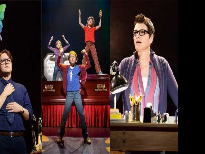 'Fun Home Loves Thrive: A Benefit Concert' Raises Funds for Gay Youth