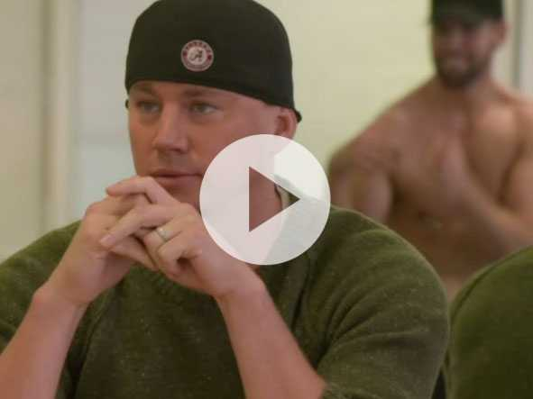 Channing Tatum's Hunt For The New 'Magic Mike'