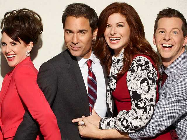 'Will & Grace' is Now Streaming on Hulu