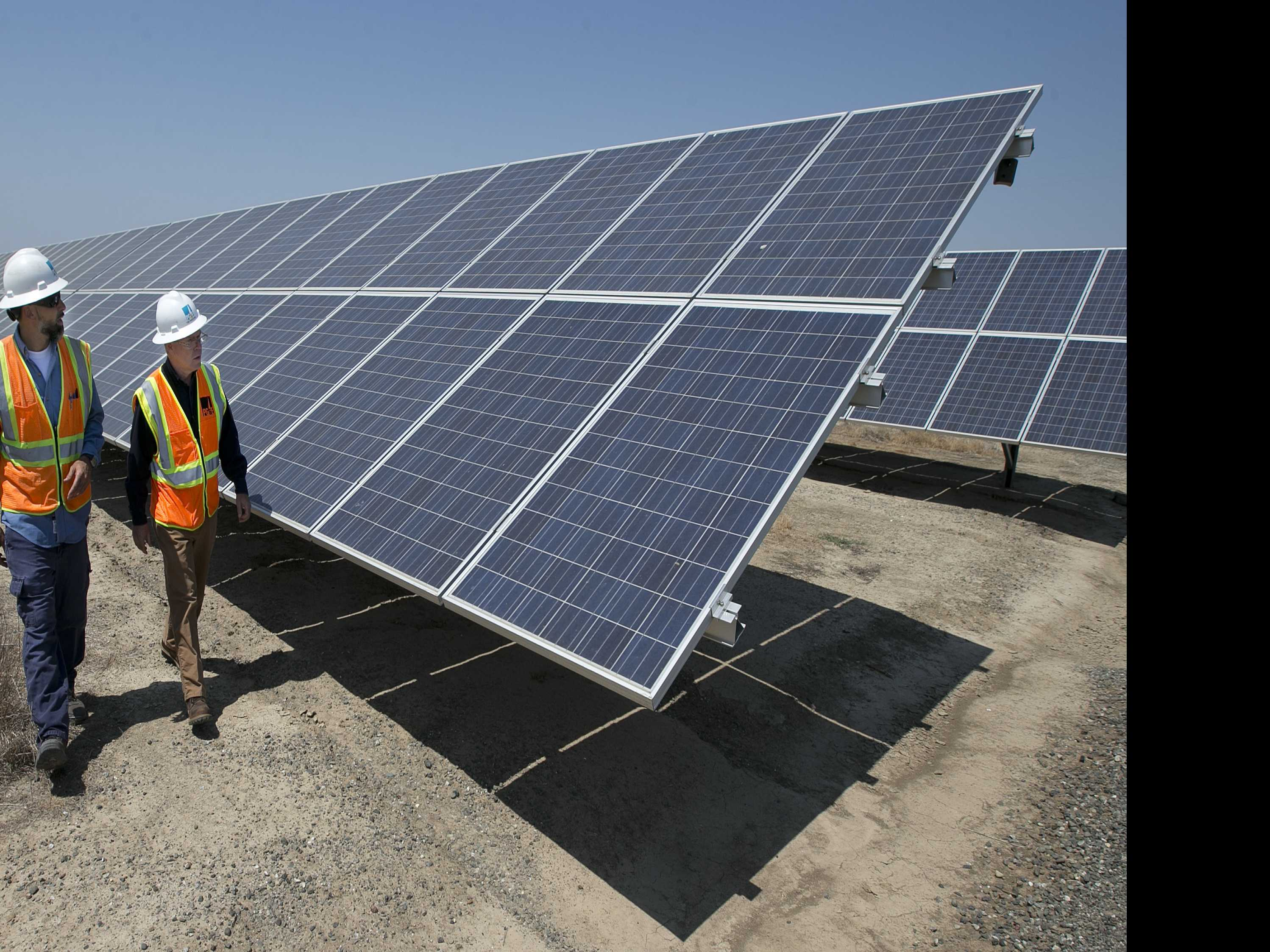 Solar Boom or Bust? Companies Seek Tariffs on Solar Imports