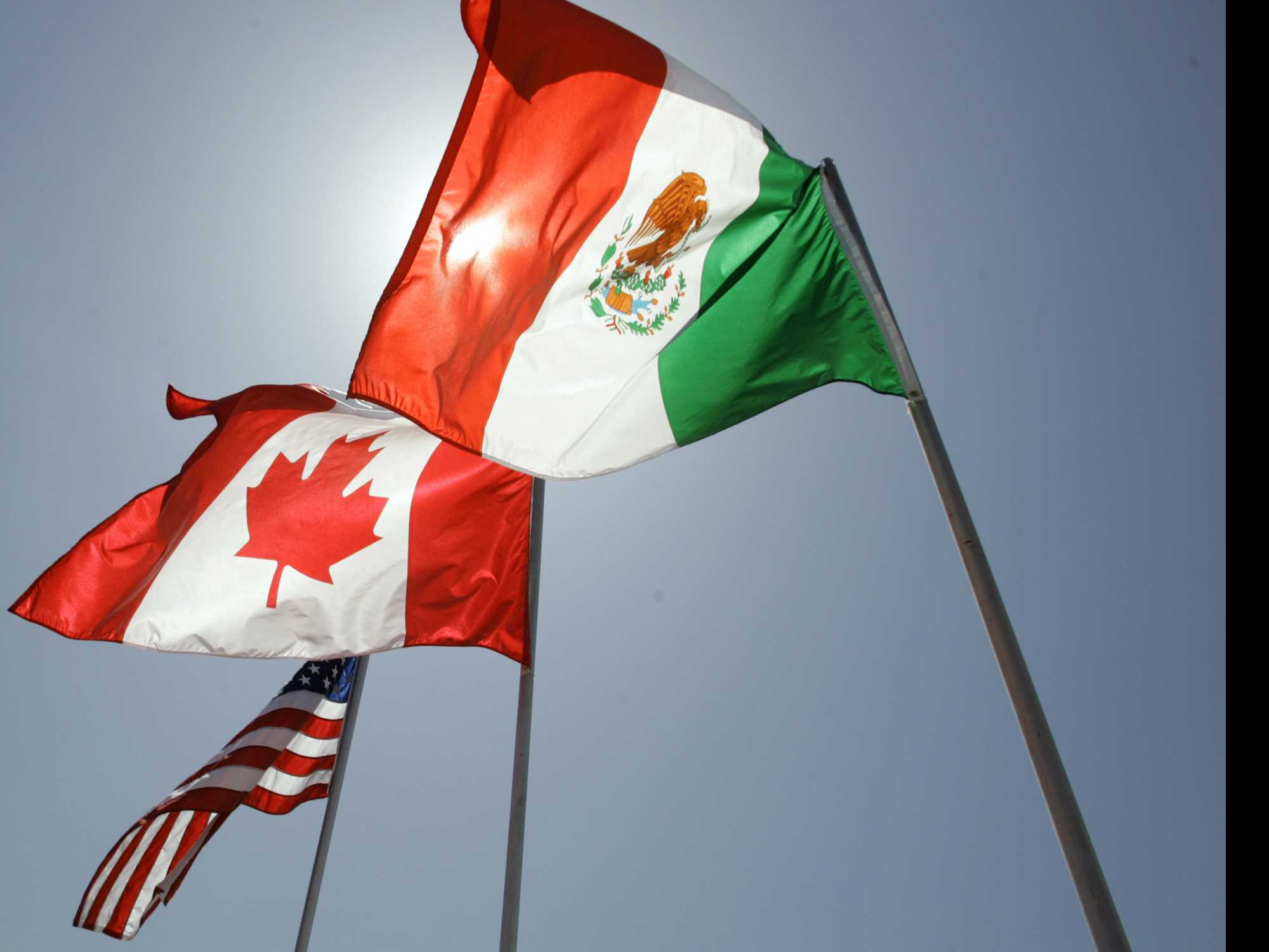 Canadian Retailers See Potential NAFTA Change As Threat