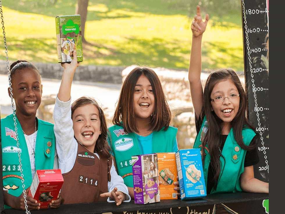 Joann Girl Scout Day Offers Crafting Discounts and Meet & Greets