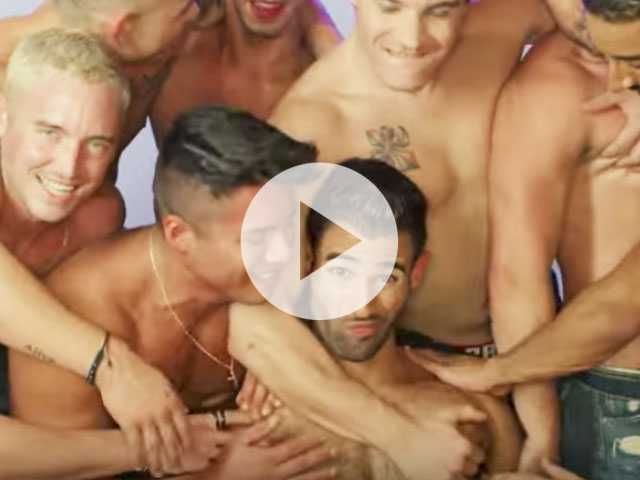 Watch: Underwear Model Parodies Charli XCX's 'Boys' with 'Toys'