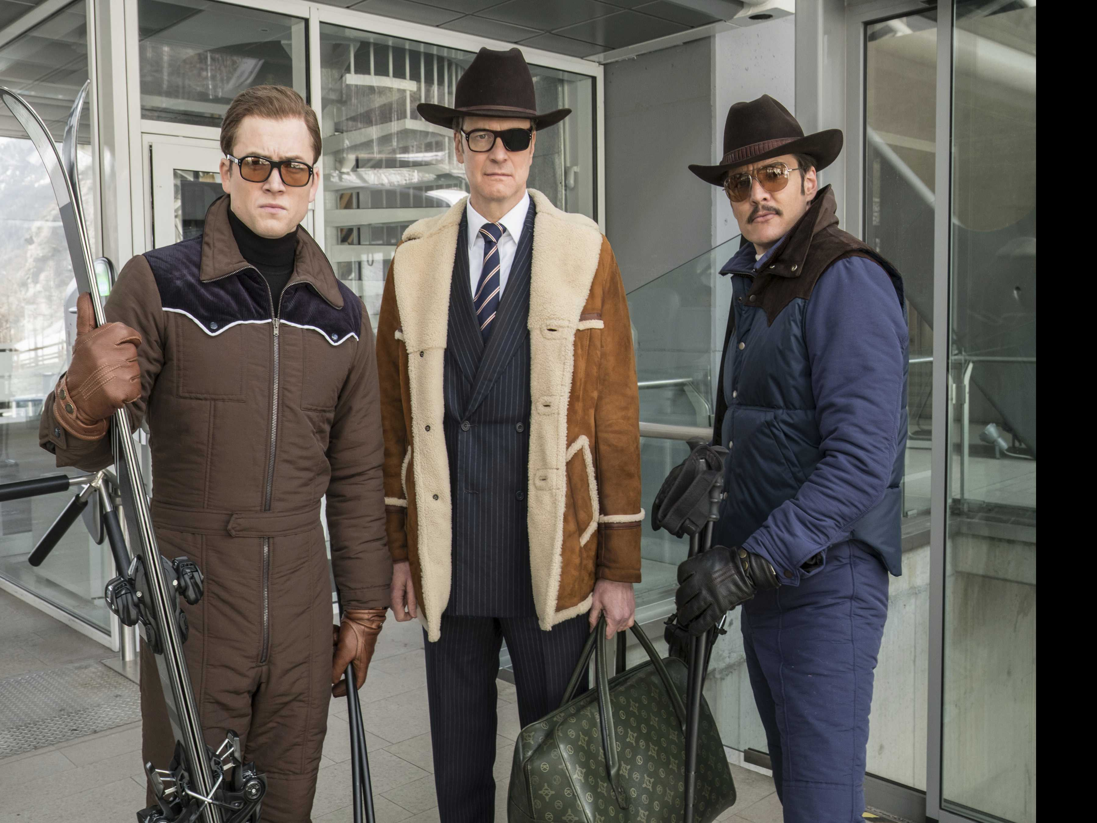 'Kingsman: The Golden Circle' Dethrones 'It' with $39M Debut