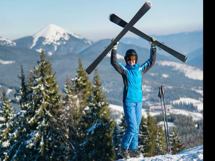 Contemplating a Ski Trip This Winter? Book Now For Best Deal