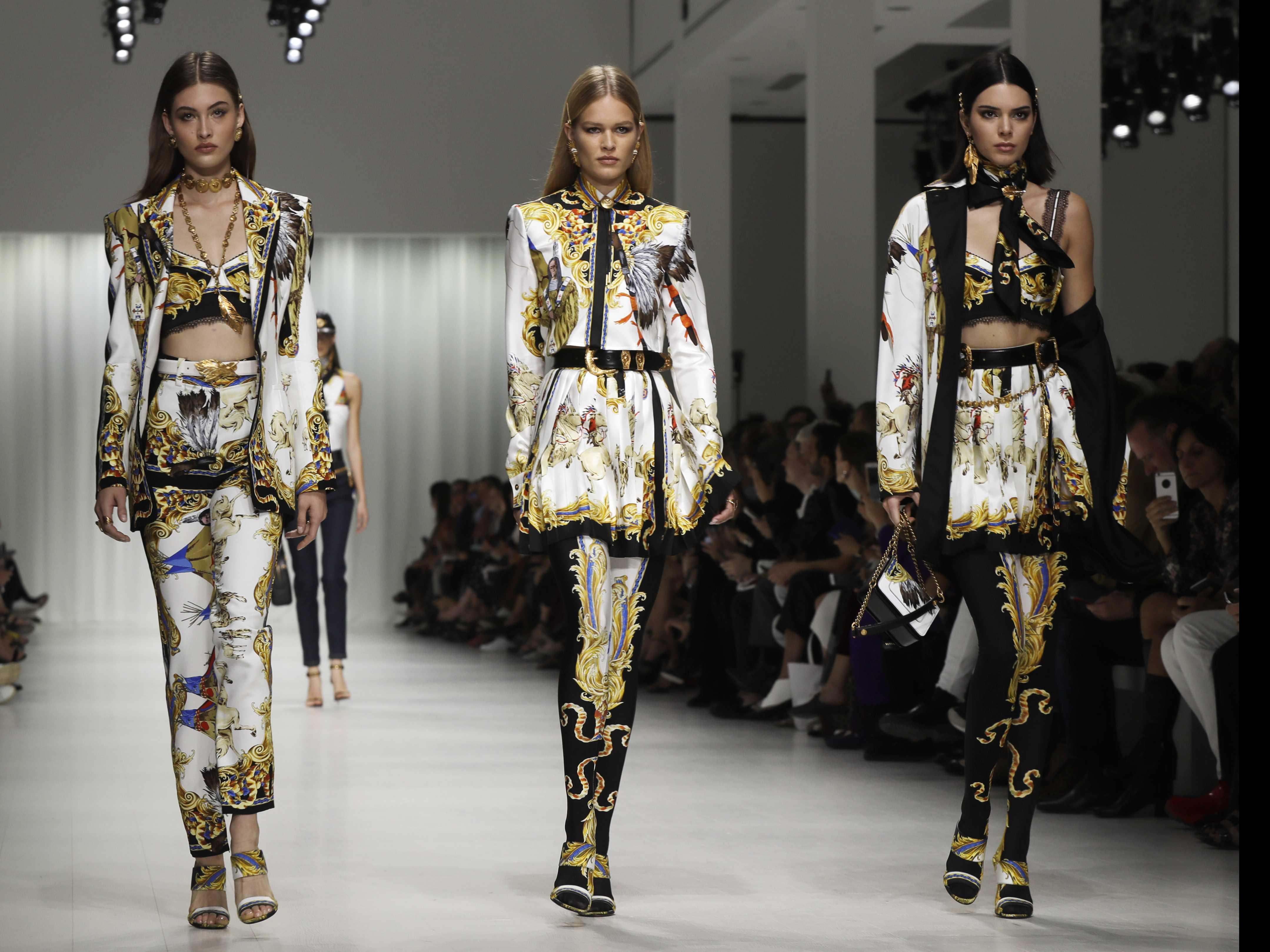 Milan Fashion Week: Versace, Armani & More