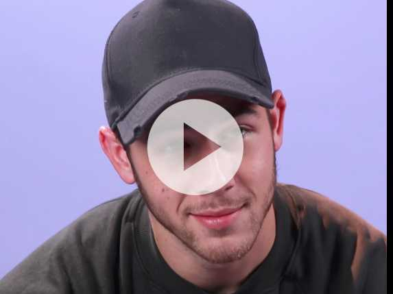 PopUps: Watch Nick Jonas Read Fans' Thirstiest Tweets