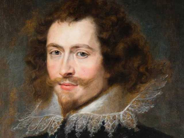 Lost Portrait of King James I's 'Boyfriend' Surfaces in Glasgow