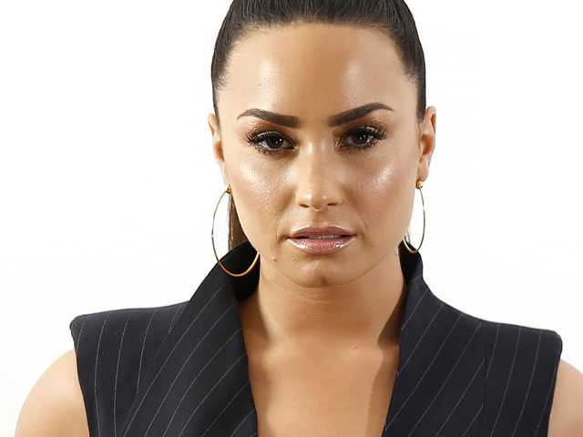 Gunning for the Grammy: Demi Lovato Wants to Win