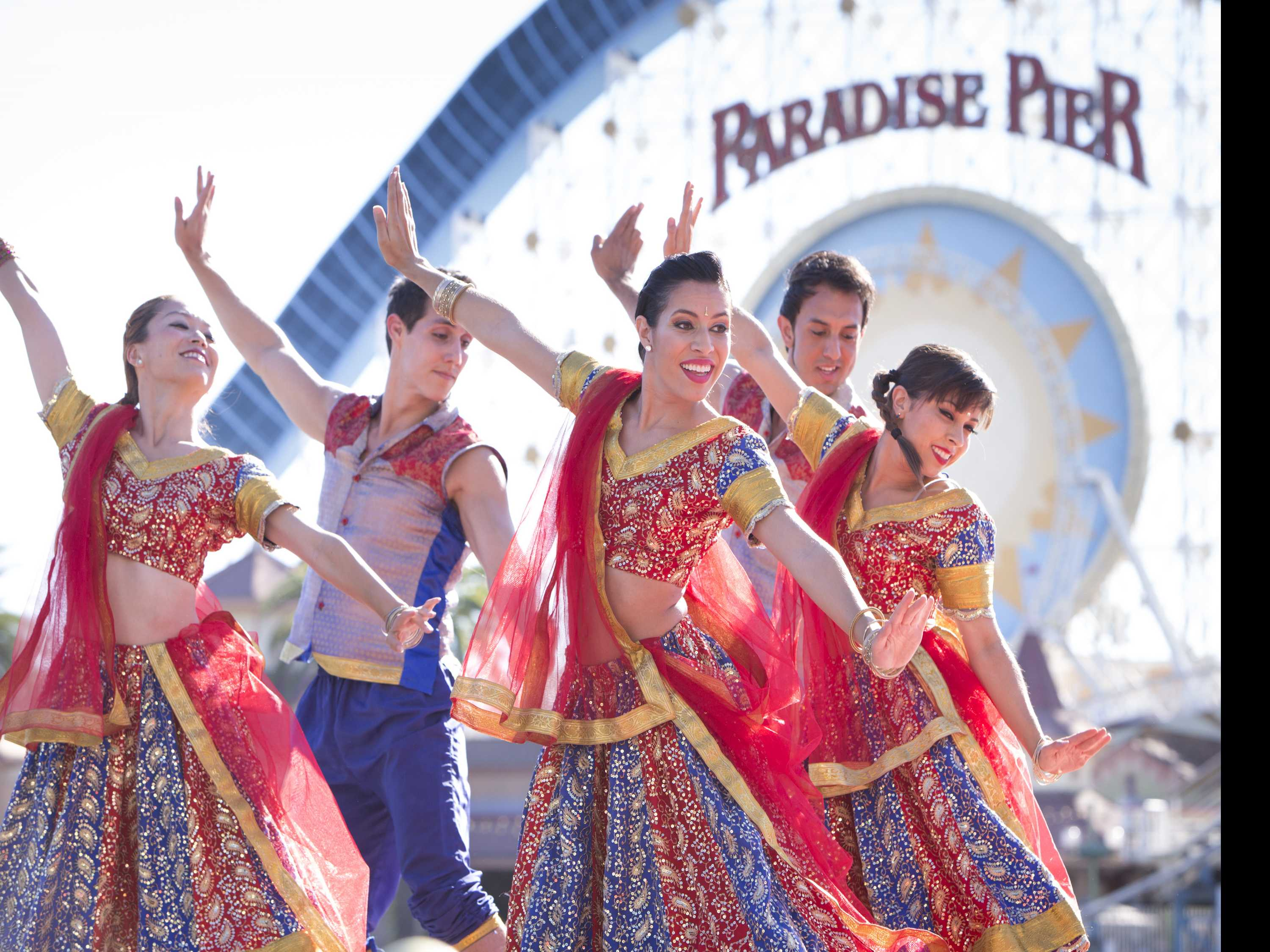 Diwali Festivals Grow in U.S., From Disney to Times Square