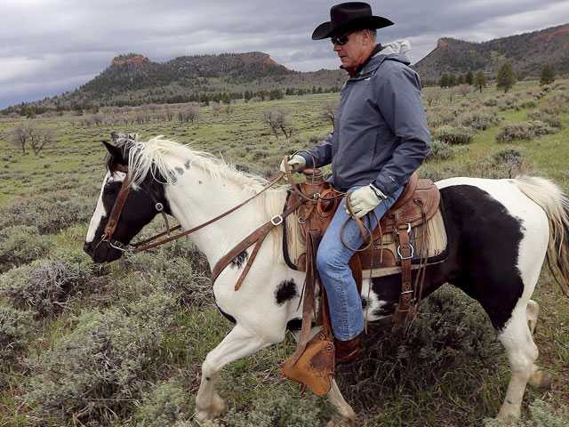 U.S. Interior Chief Wants Smaller Monuments, but Not at Home