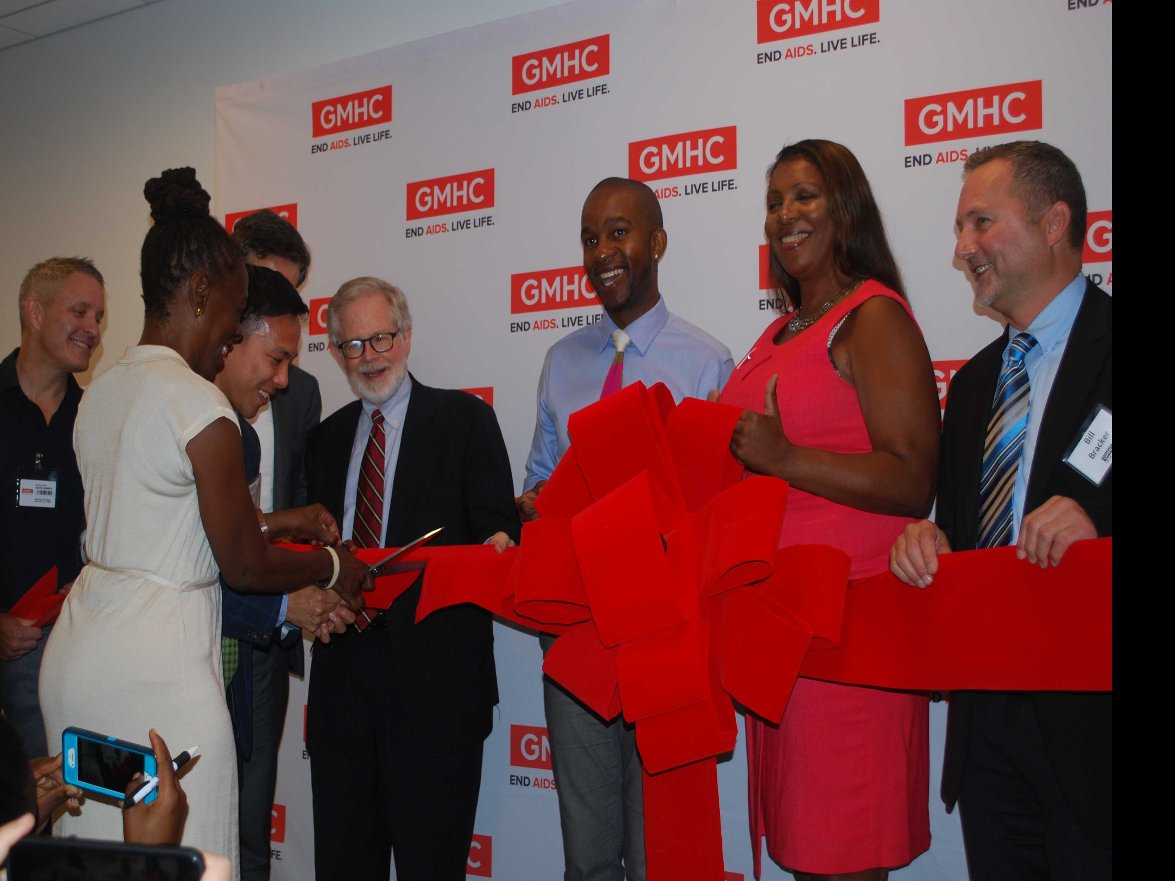 GMHC Opens State-of-the-Art Substance Use Clinic in Midtown NYC
