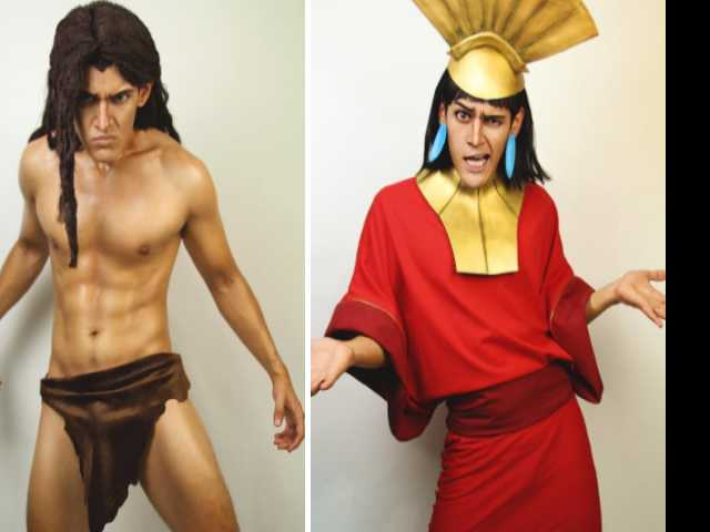 Gay SoFla Cosplayer Brings Disney Characters to Life