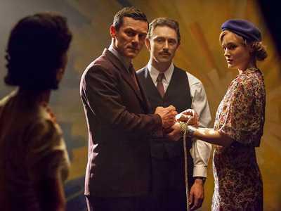 Review :: Professor Marston & The Wonder Women