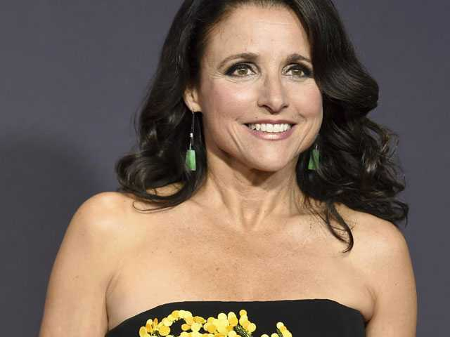 'Veep' Star Julia Louis-Dreyfus Says She has Breast Cancer