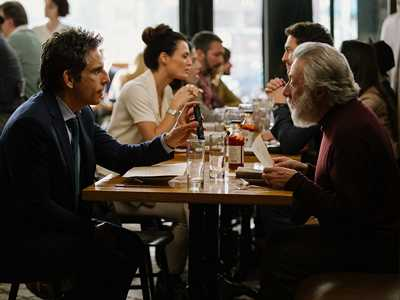 Review :: The Meyerowitz Stories (New and Selected)