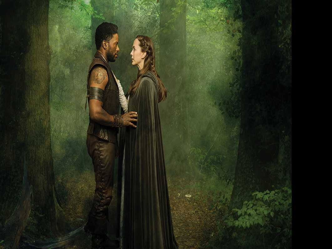 Review :: The Heart of Robin Hood