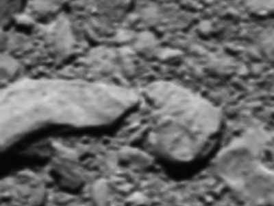 Here's Looking At You: Final Rosetta Photo Shows Rocky Comet