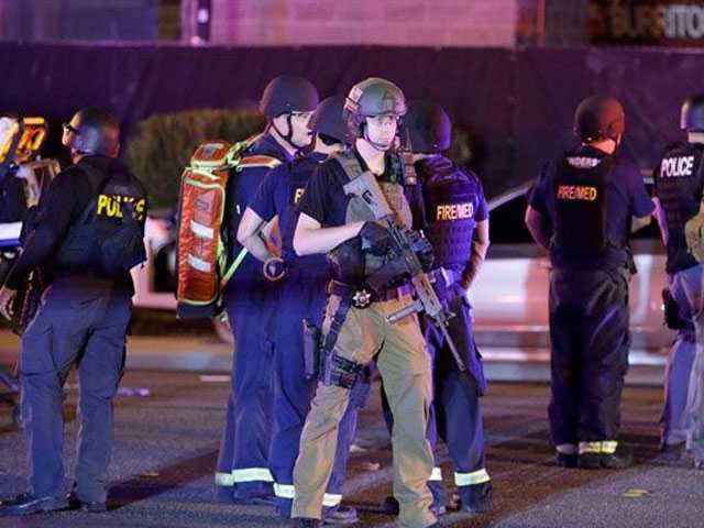 50+ Dead, 200 Injured In Las Vegas Attack