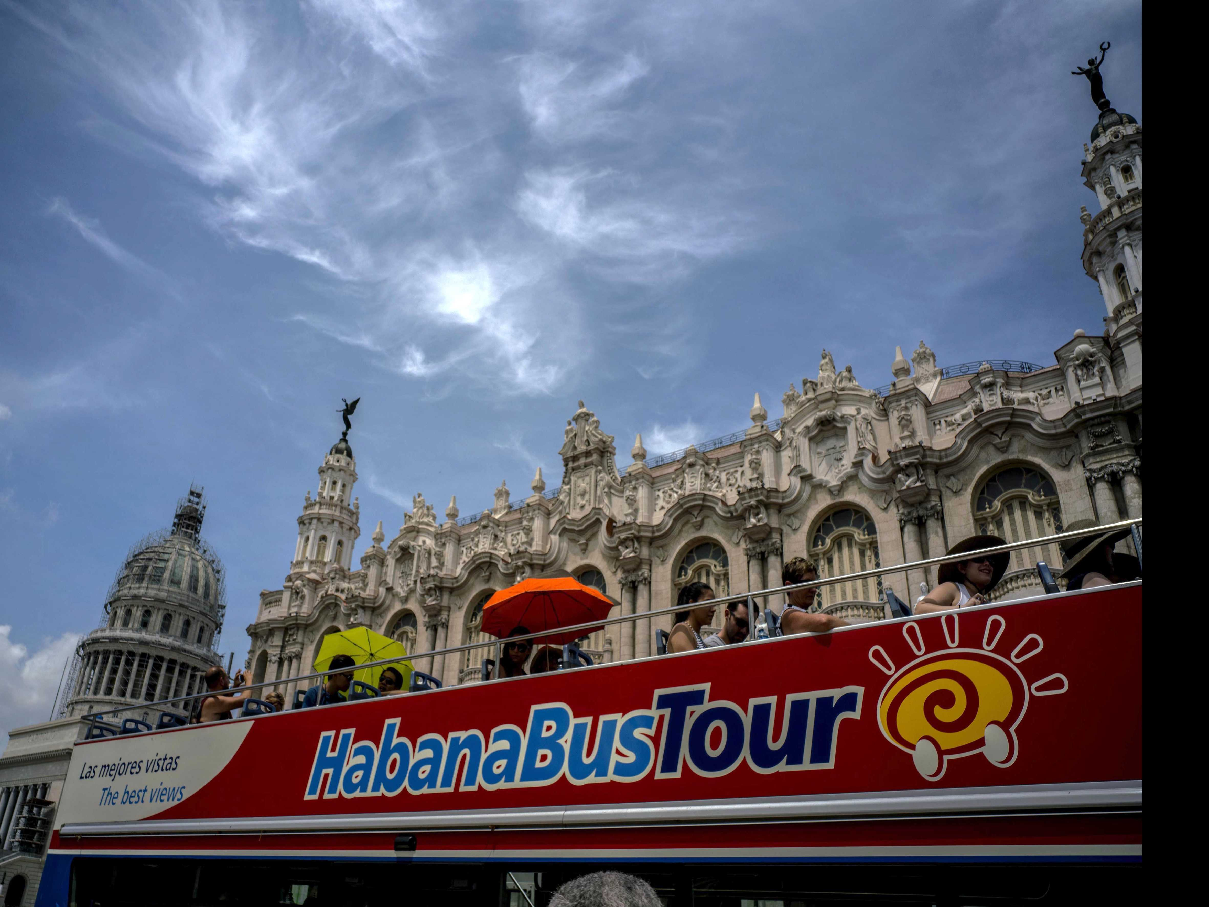 Travel Industry Sticking with Trips From U.S. to Cuba