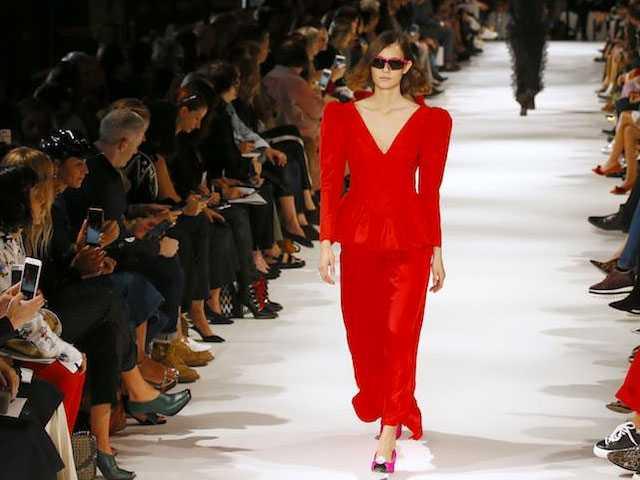Paris Fashion Week: Stella McCartney, Giambattista & More