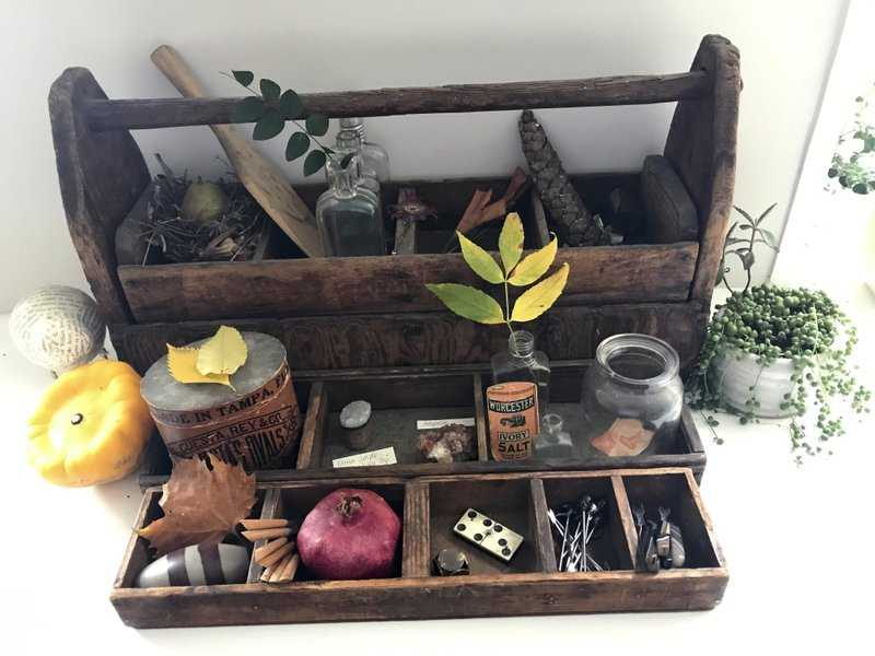 DIY: A Cabinet of Curiosities