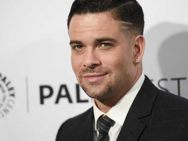 'Glee' Actor Mark Salling Admits to Possessing Child Porn