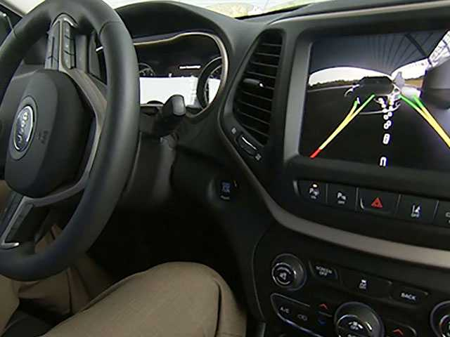 New Cars Increasingly Crammed with Distracting Technology