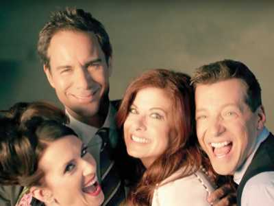 The Return of Will & Grace & Jack & Karen